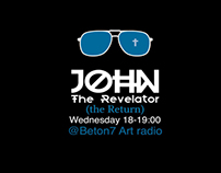 JOHN THE REVELATOR (Radio Show) posters