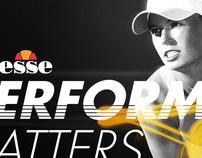 Ellesse 'Matters' Campaign