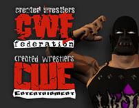 CWF/CWE - Wrestling e-fed concept