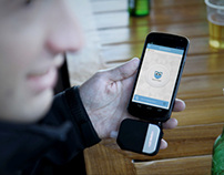 Alcohoot, the smartphone breathalyzer
