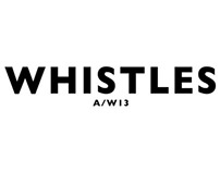 Whistles Clothing, A/W13 Moodboard