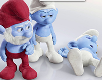 Syfy - The Smurfs Movie 2 (Promo)