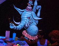 Party Decorations - photographs ©hospages