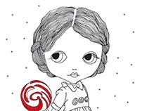 Lady Jane illustration