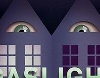 Gaslight (Theatre Poster)