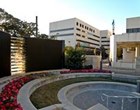 Gardens and Plazas