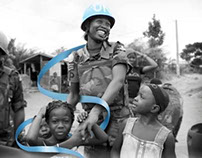 Women in Peacekeeping Poster