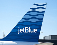 JetBlue - Spectrum Livery