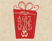 Un regalo para el mundo Kellogg´s
