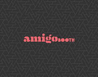 Amigo Booth 2.0 Brand + Website + App