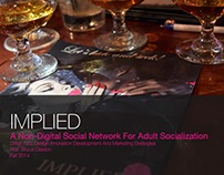 Implied: A Social Network