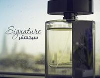 Signature Perfume Photography