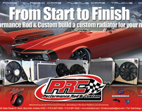 Performance Rod & Custom, NEW half page ads