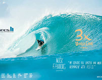FCS II Posters & Mick Fanning 3x World Title Video