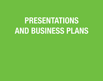 Presentations, Business Plans, Investor Docs, etc.