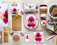 Bud's Edible Flower Food Truck