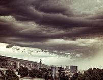Skyscape - 6-16-2011