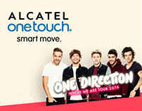 ALCATEL / One Direction Trivia