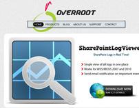 Overroot Website