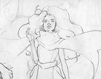 Sketchbook(Characters)
