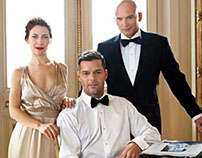 Evita´s New Man (Vanity Fair)