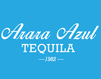 Arara Azul - Tequila