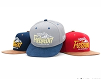 Filter017 OUTDOOR LAB LOGO SNAPBACK CAP