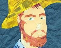 Homage: Vincent Van Gogh