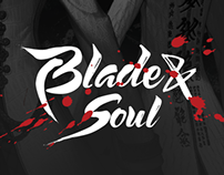 2014' Blade and soul Japan Animation - Logo works