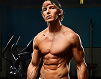 Jonathan Brownell for Muscle & Fitness Magazine
