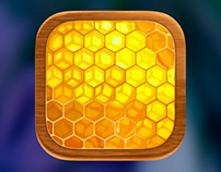 IOS 7 honey icon