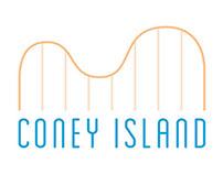 Coney Island Rebrand