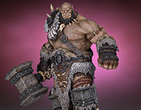 Orgrim - Warcraft