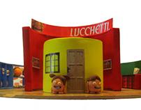 Lucchetti, Stand Arquigrafía