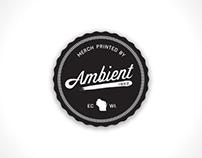 Ambient Inks Branding