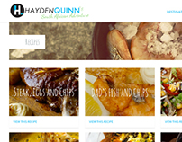 Hayden Quinn Campaign