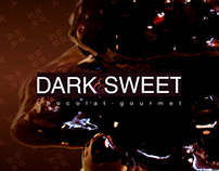 DARK & SWEET | Brand Identity & Advertising