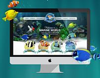 Marine World fish Aquarium