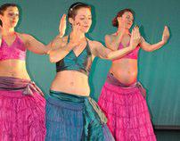Espectaculo Devi. Coreografia Haren