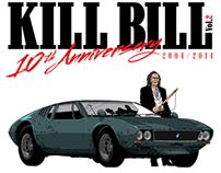 KILL BILL Vol.2 - 10th ANNIVERSARY - Tribute