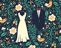 Pattern & Wedding invitation [Final version]