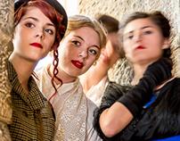 Défilé au CHRD réalisé par des lycéennes | 2014