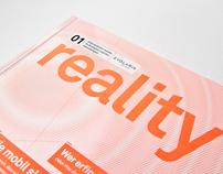 "evolaris magazine ""reality"" with AR, QR and iPad App"