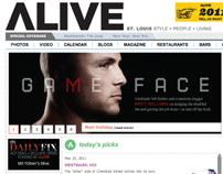 ALIVE Magazine - Web Flags
