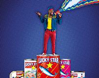 Lucky Star Packshots