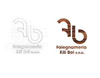 Logo Falegnameria F.lli Boi