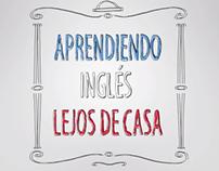 Inglés lejos de casa. Pueblo Inglés.