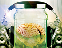 Brain Masterz Flyer Template | FREE PSD