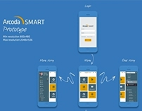 Arcoda Smart Wireframe