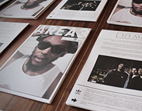 adidas Originals | AREA3 Broadsheet | Issue 2